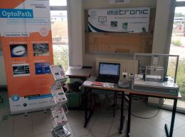 "OptoPath represented at the 12th ""Colloque de la Société des Neurosciences""  in Montpellier, France"